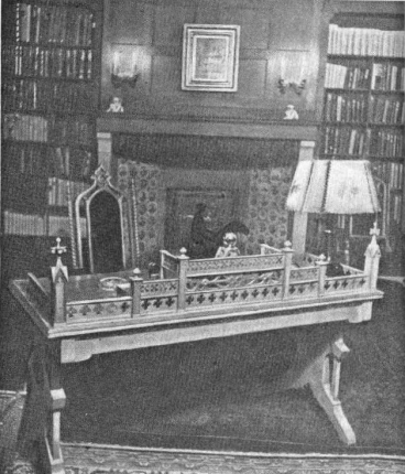 Рабочий кабинет Трумэна во дворце Сесилиан-Хоф. Потсдам июль 1945