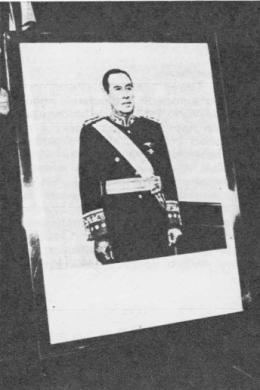 Советские руководители в посольстве Аргентинской Республики
