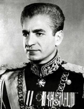 Шахиншах Ирана Мохаммед Реза Пехлеви