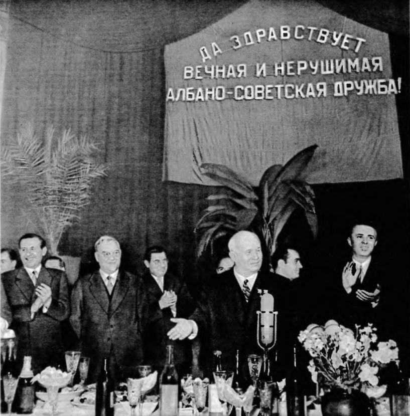 Совещание министров иностранных дел в Вене 15 мая 1955
