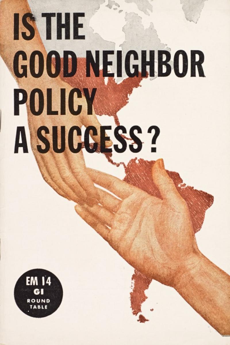 «доброго соседа политика»
