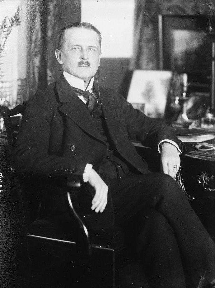 Ульрих фон Брокдорф-Ранцау