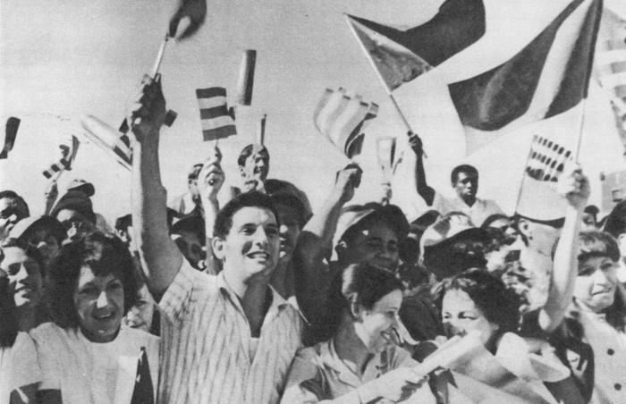 Гавана провожает советских гостей