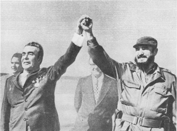 Да здравствует советско-кубинская дружба!