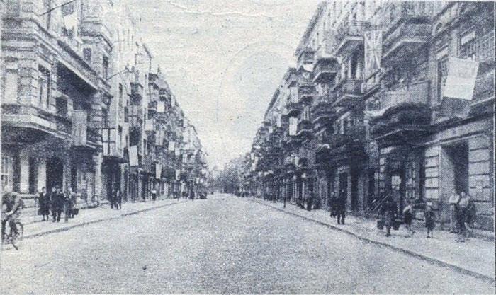 Улицы Берлина. 5 июня 1945