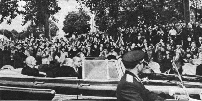 Шарль де Голль в Киеве