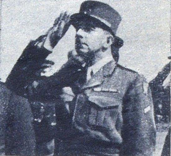 Делатр де Тассиньи. 5 июня 1945